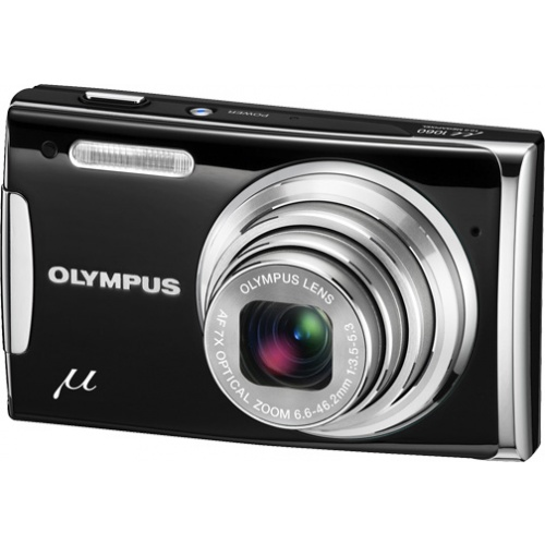 Фотография Olympus mju 1060 midnight black