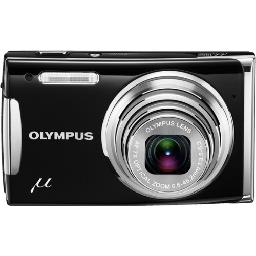 Фото Olympus mju 1060 midnight black