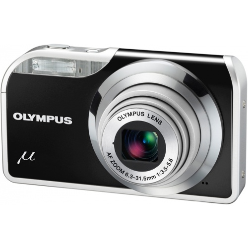 Olympus mju 5000 midnight black