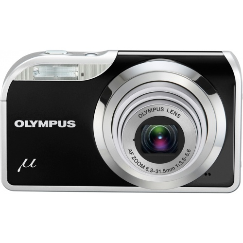Фото Olympus mju 5000 midnight black