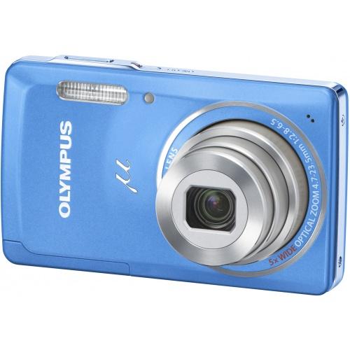 Olympus mju 5010 light blue