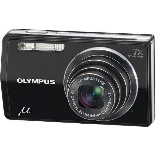 Фотография Olympus mju 7000 midnight black