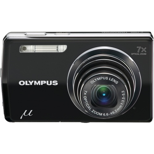 Фото Olympus mju 7000 midnight black