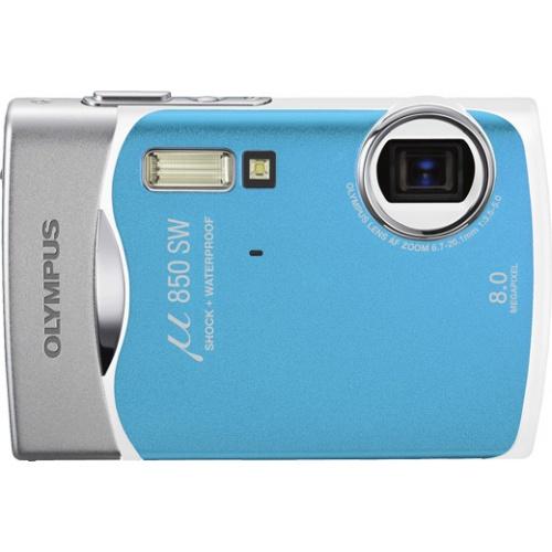 Olympus mju 850SW blue