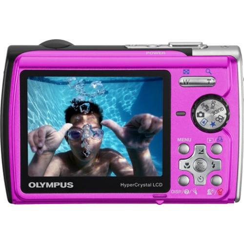 Фото Olympus mju 850SW hot pink