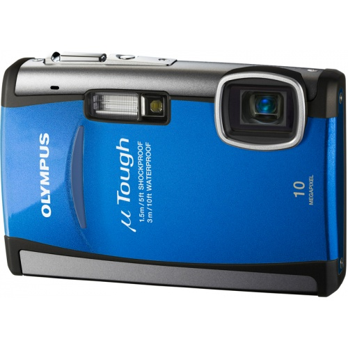 Olympus mju TOUGH-6000 arctic blue