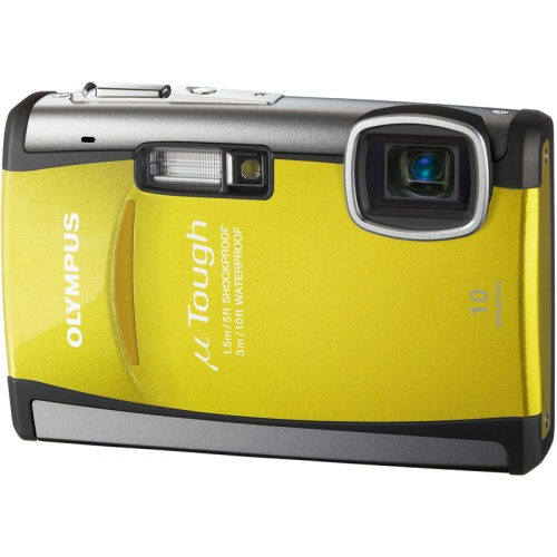 Olympus mju TOUGH-6000 lemon yellow