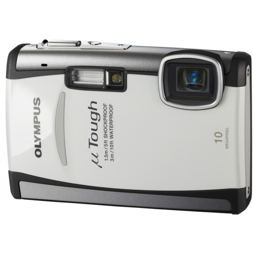 Olympus mju TOUGH-6000 pure white