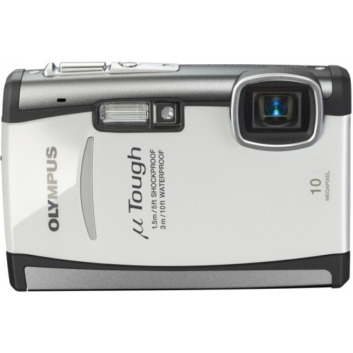 Фото Olympus mju TOUGH-6000 pure white