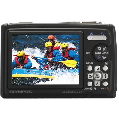 Фото Olympus mju TOUGH-6010 lava red