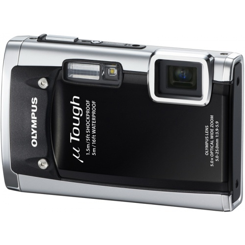 Фотография Olympus mju TOUGH-6020 midnight black