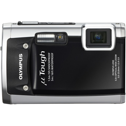 Фото Olympus mju TOUGH-6020 midnight black