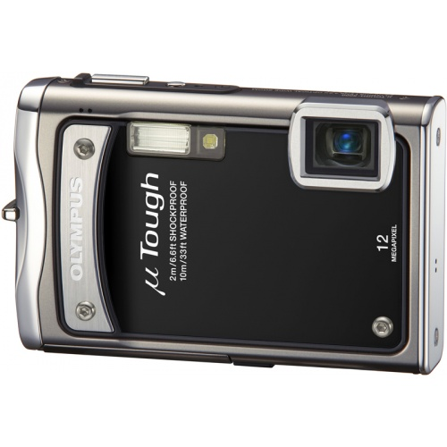 Olympus mju TOUGH-8000 midnight black