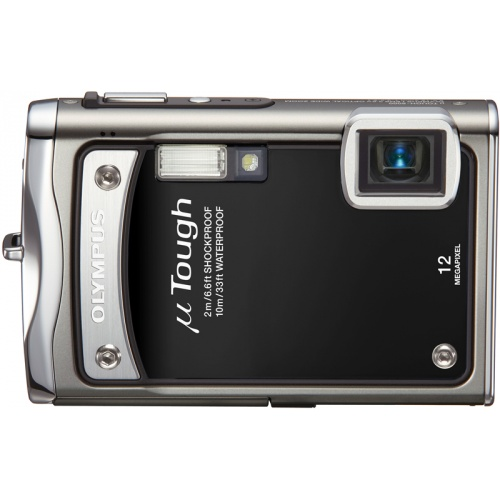 Фото Olympus mju TOUGH-8000 midnight black