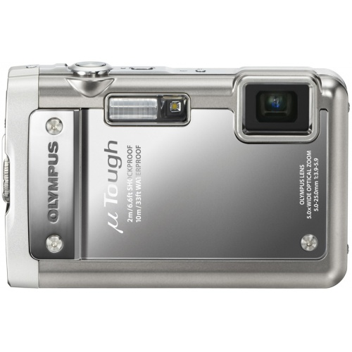 Фото Olympus mju TOUGH-8010 platinum silver