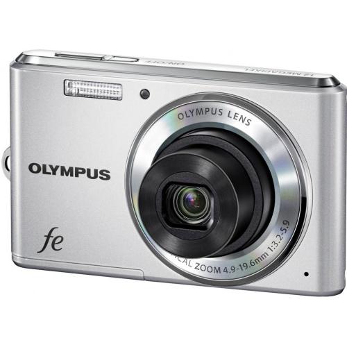 Фотография Olympus FE-4050 silver