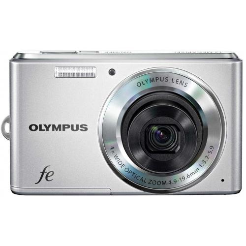 Фото Olympus FE-4050 silver