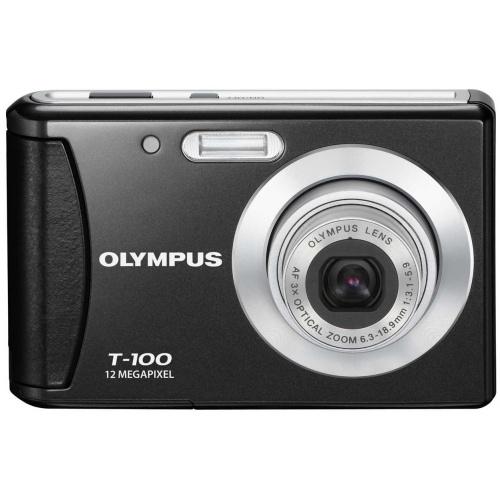 Olympus T-100 black