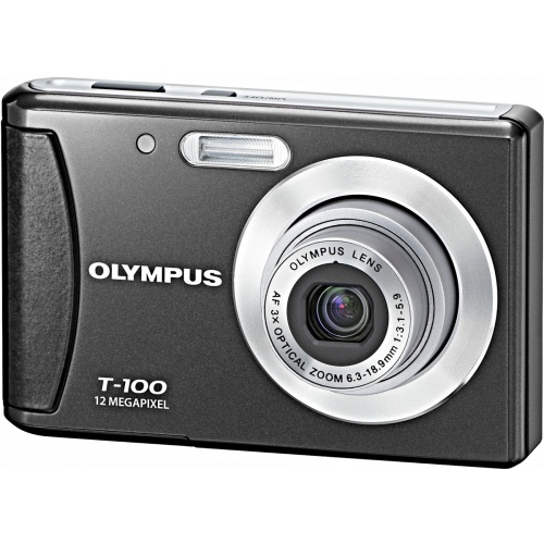 Фото Olympus T-100 black