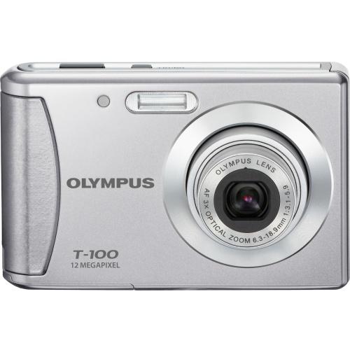 Olympus T-100 silver