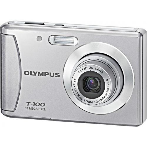Фото Olympus T-100 silver
