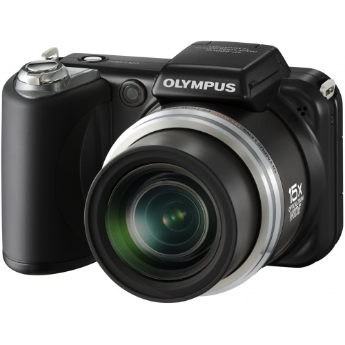 Olympus SP-600 Ultra Zoom black
