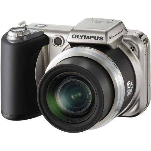 Olympus SP-600 Ultra Zoom titanium silver