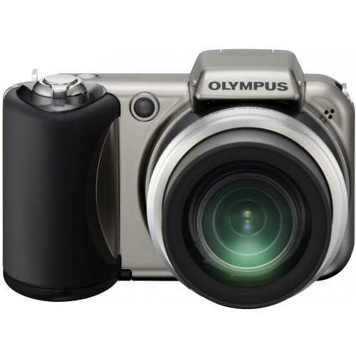Фото Olympus SP-600 Ultra Zoom titanium silver