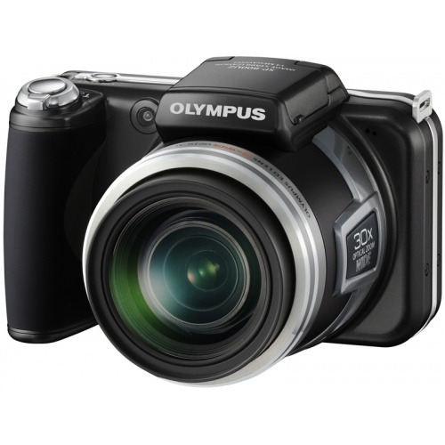 Olympus SP-800 Ultra Zoom black