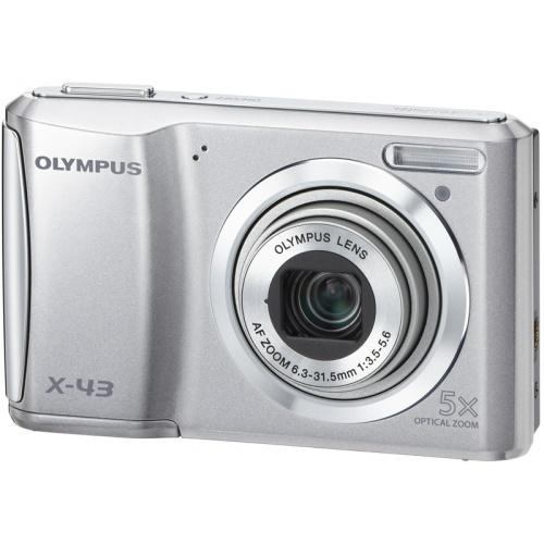 Olympus X-43 silver