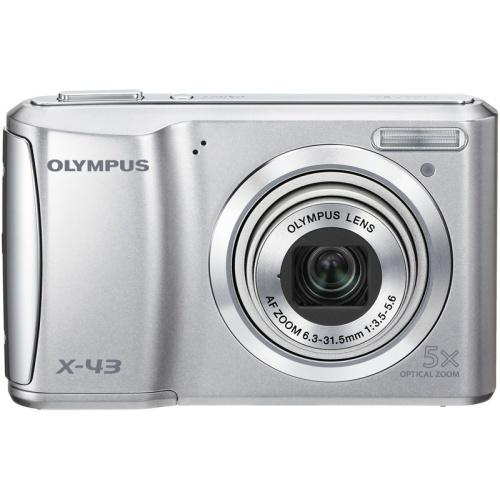 Фото Olympus X-43 silver