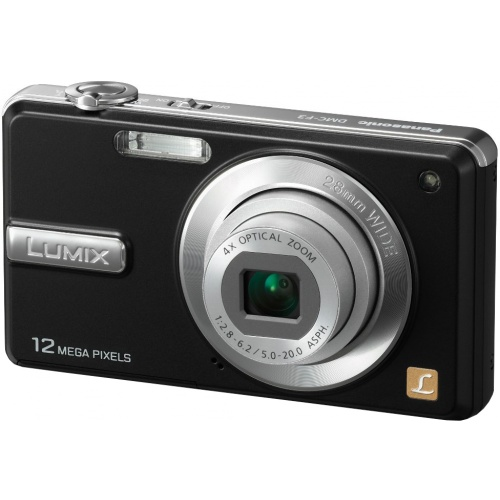 Panasonic Lumix DMC-F3 black