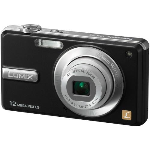 Panasonic Lumix DMC-F3 black