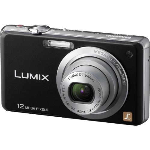 Panasonic Lumix DMC-FS10 black