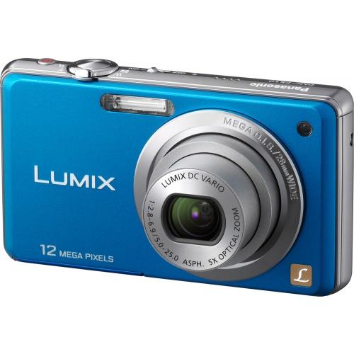 Panasonic Lumix DMC-FS10 blue