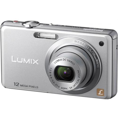 Panasonic Lumix DMC-FS10 silver