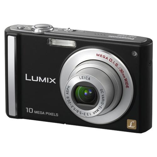 Panasonic Lumix DMC-FS20 black