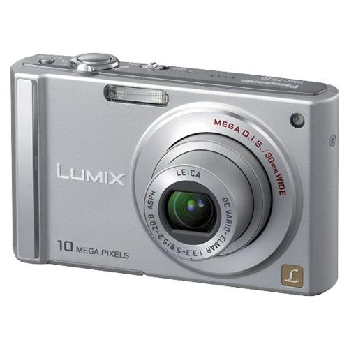 Panasonic Lumix DMC-FS20 silver