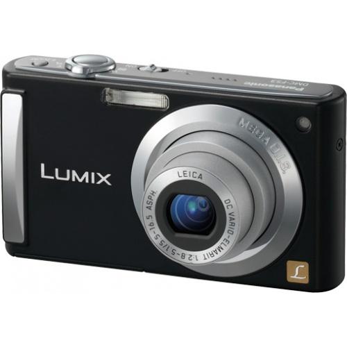 Panasonic Lumix DMC-FS3 black