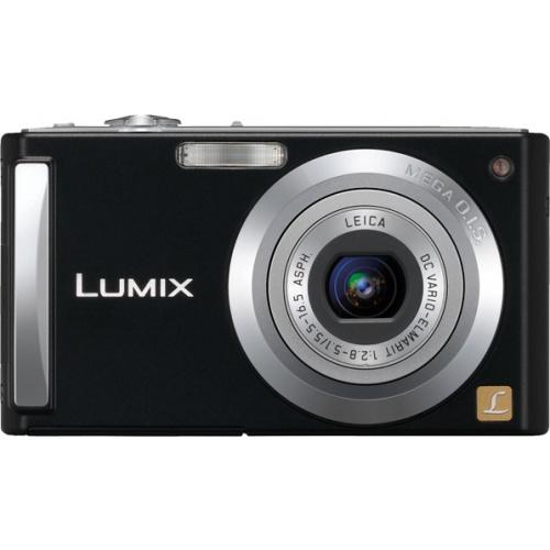 Фото Panasonic Lumix DMC-FS3 black