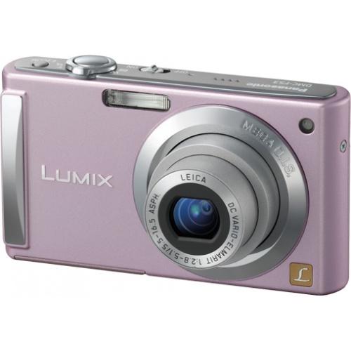 Panasonic Lumix DMC-FS3 pink