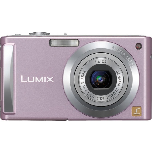 Фото Panasonic Lumix DMC-FS3 pink