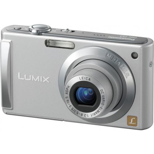 Фотография Panasonic Lumix DMC-FS3 silver