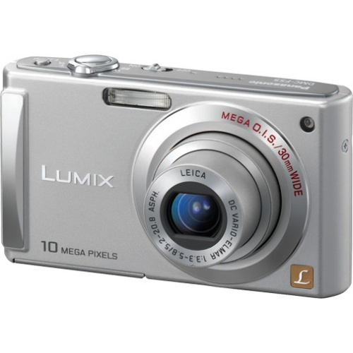 Фотография Panasonic Lumix DMC-FS5 silver