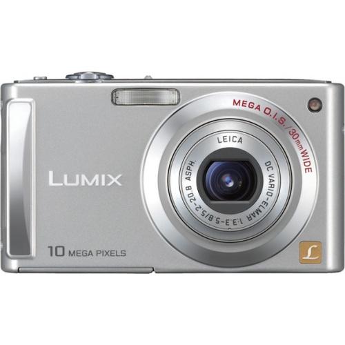 Фото Panasonic Lumix DMC-FS5 silver