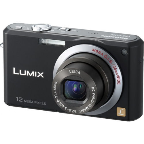 Panasonic Lumix DMC-FX100 black