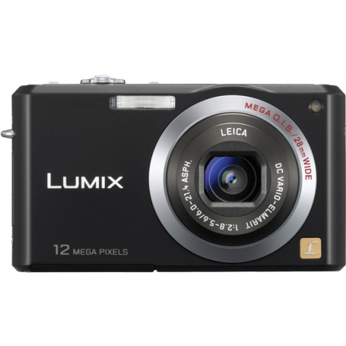 Фото Panasonic Lumix DMC-FX100 black