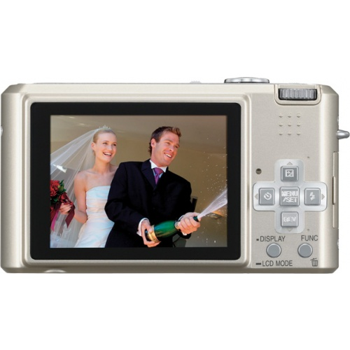 Фото Panasonic Lumix DMC-FX100 gold
