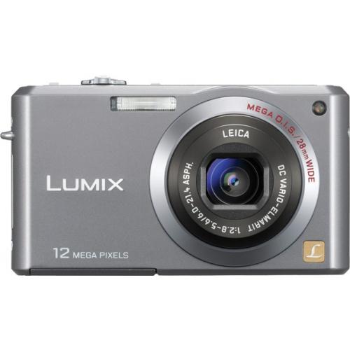 Panasonic Lumix DMC-FX100 silver