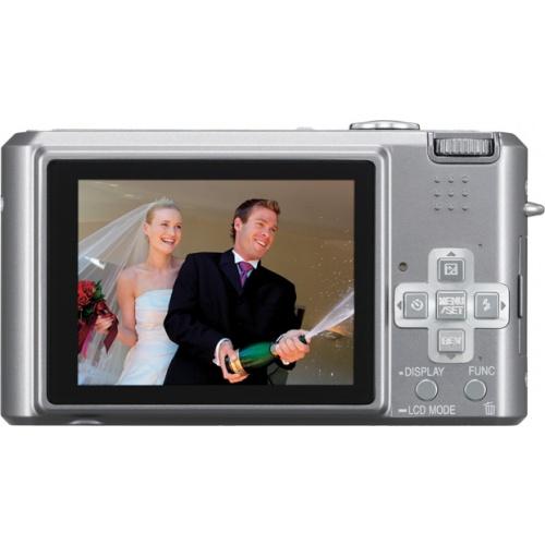 Фото Panasonic Lumix DMC-FX100 silver